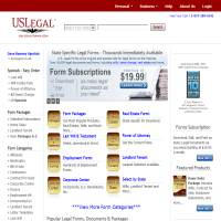 Us Legal Forms Uslegalforms Com Review